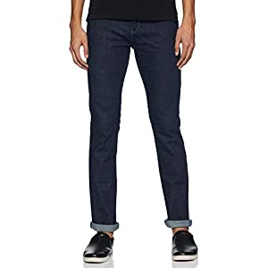 Lee Men's (Bruce) Skinny Fit Mid Rise Jeans