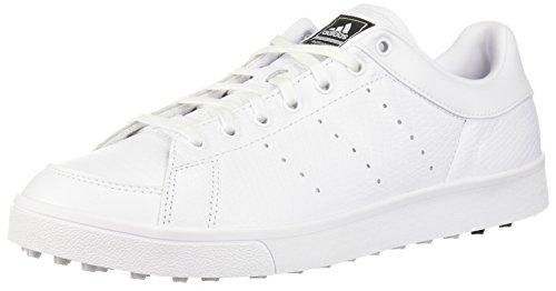 adidas Men's Adicross Classic WD Golf Shoe FTWR White/core Black, 11 Wide US