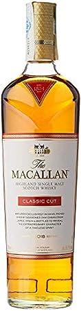 The Macallan The Macallan CLASSIC CUT Highland Single Malt Scotch Whisky Limited Edition 2018 51,2% Vol. 0,75l in Giftbox - 750 ml