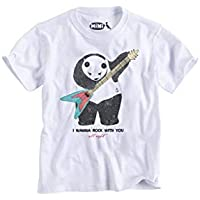 Camiseta Mini Panda Rocks Reserva Mini