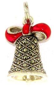 Judith Jack Christmas Bells Charm