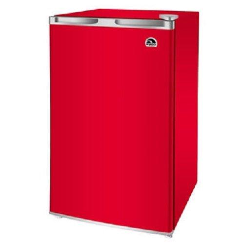 Igloo FR320I-C-RED 3.2 cu. ft. Refrigerator, Red