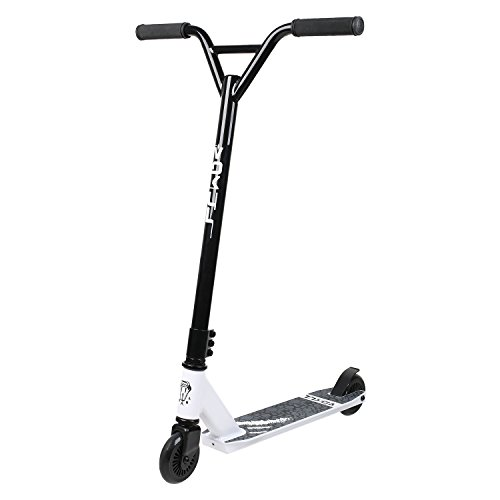 Vokul Freestyle Tricks Pro Stunt Scooter for Boys Girls -Desirable Christmas Gift - Entry Level Rider - Integral Stable Performance Barspin,Tailwhip,Heelwhip etc in skatepark