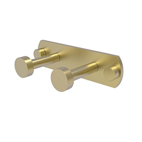 Allied Brass FR-20-2-SBR Fresno Collection 2 Position Multi Hook Satin Brass