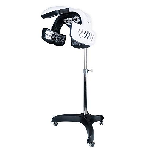 Climazone Infrared Hair Dryer, Stand Up Processor, Timer Temp Perm Colour Heater, Professional Hair Color Salon Equipment