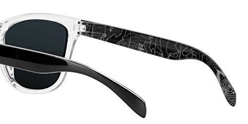 ADMUNSEN sol de EXPLORER negra Gafas polarizada UNISEX lente Northweek Mod xXROw7q