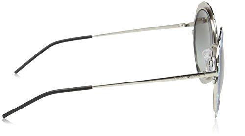 Armani EA2054 301511 Silver Emporio Sonnenbrille 6dqxfWC