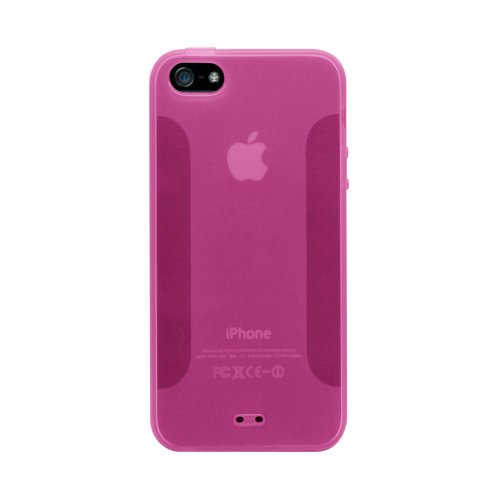 Katinkas Soft Case für Apple iPhone 5 Curve magenta