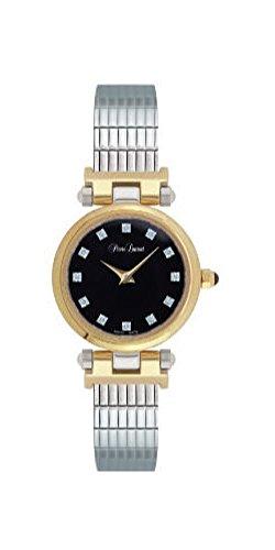 Pierre Laurent Ladies' 12-Diamond 23.5mm Swiss Watch, 22118