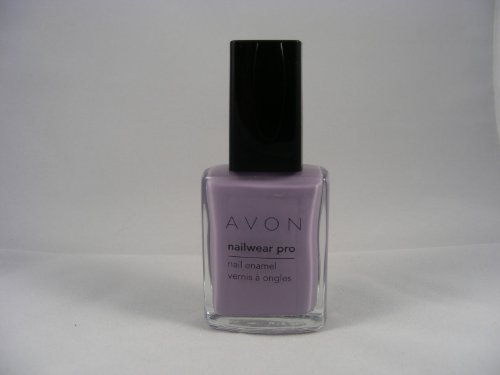 Nailwear Pro+ Nail Enamel - Nailwear Pro Nail Enamel Luxe Lavender By Avon