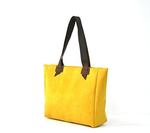e99113053 Amazon.com: Yellow handbag dana: Handmade