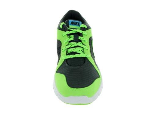 Nike Flex Experience (GS) Kids schwarz/silber/weiß (36.5)