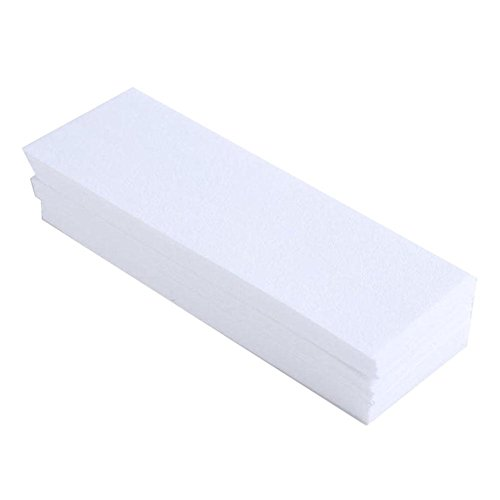 Gowind7 Hair Removal Remove Epilator Paper Waxing Depilatory Strip 100Pcs