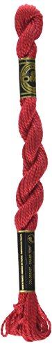 DMC 115 3-321 Pearl Cotton Thread, - Cotton Thread Embroidery Dmc Pearl