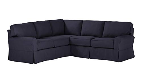 (Stone & Beam Carrigan Casual Sectional, 39