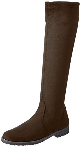 w NR Bottines Chamois Marron 02cm Tdm RAPISARDI Femme G102 gw78qxwZTR