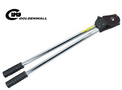 CGOLDENWALL ラチェット ケーブルカッター 150mm2までのチールストランド 800mm2までのACSR切断可能 B07BW9C1Z7