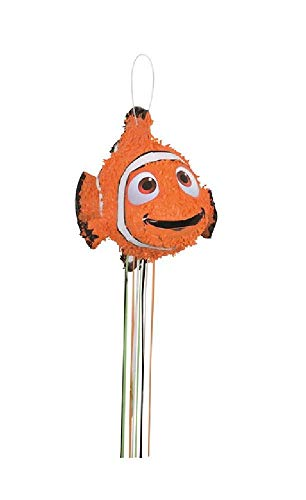Bargain World Nemo Pull Down Pinata (with Sticky Notes) ()