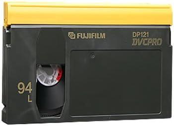 Fuji DP121-94L 94 Minute DVCPRO Tape Large Cassette