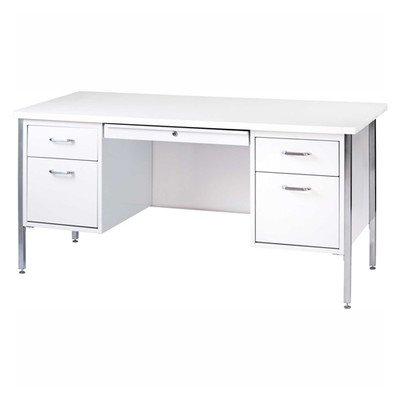 Sandusky Lee 30045-WA 500 Series Double Pedestal Desk, 30