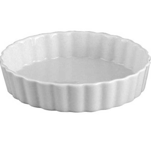 10 inch round tart dish - 1