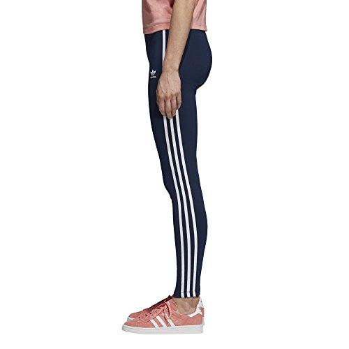 Azul Mujer Originals Collegiate Adidas Leggins Marino wUv54tq