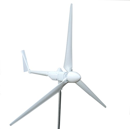ALEKO WG3000W48V Wind Generator Turbine 3 Blades Green Energy 3000W 48VAC (Generators Use Wind Home For)