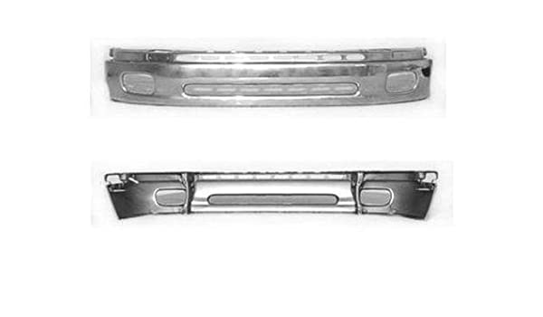 New Front Bumper Trim for Toyota Tundra TO1044109 2000 to 2006