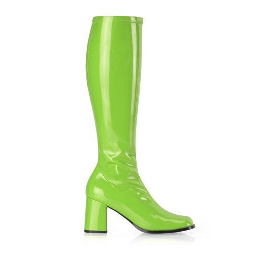 Funtasma GOGO-300 - Botas para mujer Lime Patent