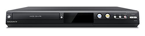 Atsc Digital Dvd Player (Magnavox MDR865H HD DVR/DVD Recorder with Digital Tuner (Black))