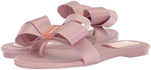 Baker Light Pink Beauita Women''s Ted Slide TwPqqF