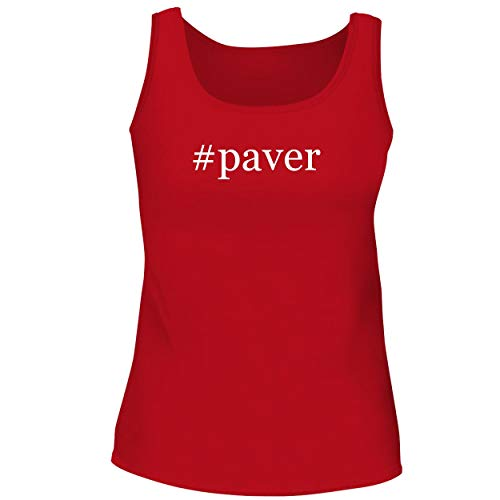 Cheap  BH Cool Designs #Paver - Cute Women's Graphic Tank Top, Red, X-Large