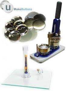 2.25 Inch Button Maker Machine Complete Starter Kit