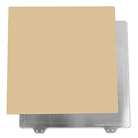Noblik Accesorios De Impresora 3D 220X220Mm con Manejar Placa De ...