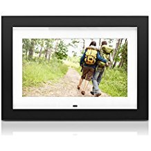 """Aluratek 10"""" Digital Photo Frame with 4GB Video Support,"""
