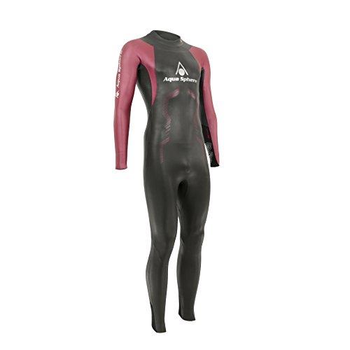 Red Uomo Da Sphere Muta Challenger Aqua Triathlon 1PYFp