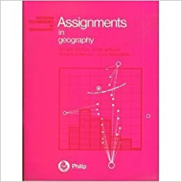 Geography assignments
