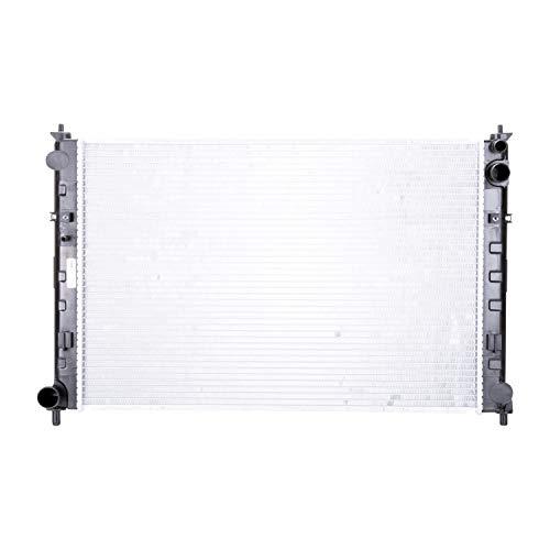 (INSTEN 2330 Compatible with 00-01 Mazda MPV (Van) Mazda MPV 1-Row Plastic Aluminum Replacement Radiator by TYC)