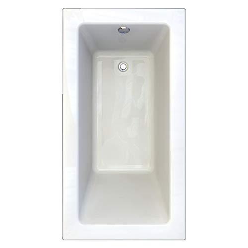 American Standard 2932002 D2.020 Studio Bathing Pool, 5-Feet by 32-Inch, White