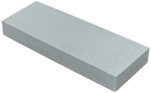 (Norton-Saint Gobain Abrasives WS220 (61463689505) Single Grit Sharpening Waterstone, 220-Grit Silicon Carbide, 8
