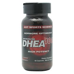 AST Sports Science Micronized DHEA 100