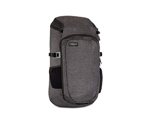 Timbuk2 Armory Laptop Backpack, Jet Black Static, One Size