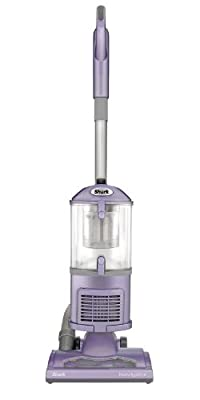 Shark Navigator Upright Vacuum for Carpet and Hard Floor with Lift-Away Hand Vacuum, Pet Tool, HEPA Filter, and Anti-Allergy Seal (NV352), Lavender