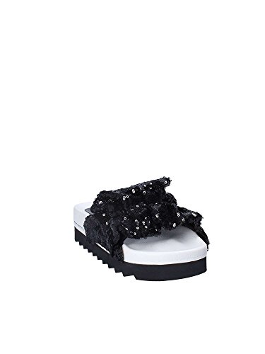 Fornarina PE18BS2866 Noir Femmes Chaussons PE18BS2866 Fornarina awERad