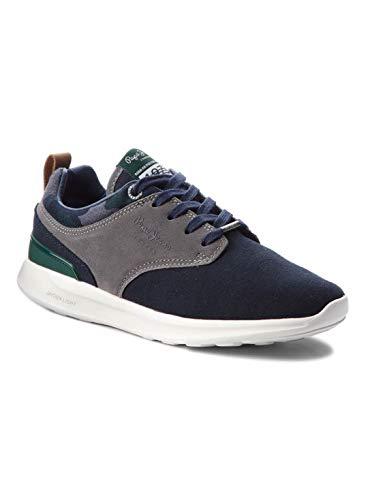 Jayden Blu Pepe Jeans Navy Shoe Blue URaEaF