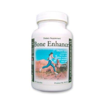 Bone Supplement, Bone Enhance, MCHA (Microcrystalline Hydroxyapatite), Natural Chelated, Bone Growth and Support Supplement, - Calcium Microcrystalline