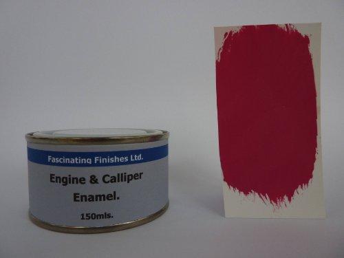 1 x 150ml Hot Pink Heat Resistant Gloss Brake Caliper & E...