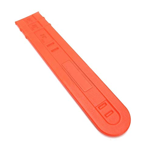 Chainsaw Bar - 20 39 22 24 Orange Color Chainsaw Bar Cover Scabbard Universal Guide Plate Garden Grass Cutter - Chain Mount K095 Sharpener Adapter Protector Repair Measuring Maintenance