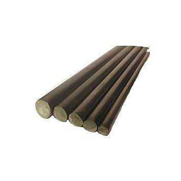 Barra acero inoxidable de 16 mm di metro T316-300 mm ...