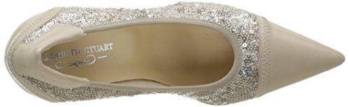 Elizabeth Stuart Lecor 948, Women's Court Shoes Beige (Lin/Platine)